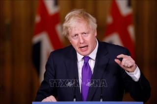"""Thủ tướng Anh chuẩn bị tái khởi động """"Nước Anh toàn cầu"""" hậu Brexit"""