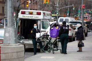 Mỹ 24.000 người tử vong/9 ngày đầu năm, Anh vượt 3 triệu ca bệnh