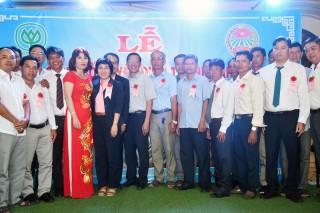 Thạnh phú ra mắt Câu lạc bộ nông dân tỷ phú huyện