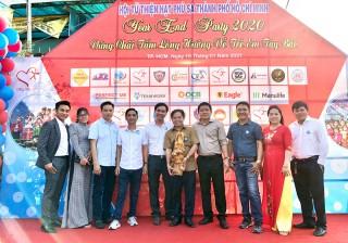 Hội từ thiện Hạt Phù Sa tổng kết hoạt động năm 2020