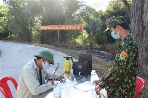 Ngày 13-1-2021, Việt Nam thêm 1 ca mắc mới COVID-19, là ca nhập cảnh