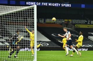 Tottenham lỡ cơ hội vào top 4 vì hàng thủ