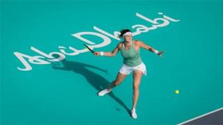 Aryna Sabalenka vô địch giải WTA đầu tiên năm 2021