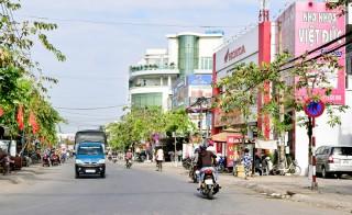 Đô thị trung tâm khu vực cù lao Minh