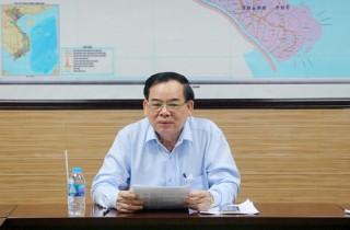 Chủ tịch UBND tỉnh Trần Ngọc Tam kiểm tra tiến độ các hoạt động kỷ niệm 61 năm Ngày Bến Tre Đồng Khởi