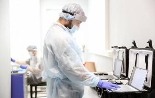 Phát hiện gần 1.500 biến thể SARS-CoV-2 tại Nga