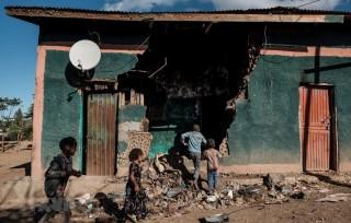 EU tạm ngừng hỗ trợ ngân sách cho Ethiopia do khủng hoảng Tigray