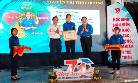 Họp mặt Kỷ niệm 71 năm Ngày truyền thống học sinh - sinh viên