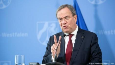 Đảng cầm quyền tại Đức bầu ông Armin Laschet làm tân Chủ tịch