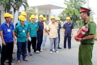Tăng cường công tác phòng cháy, chữa cháy vào mùa khô