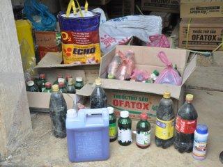 Ngăn chặn tình trạng buôn bán vật tư, phân bón, thuốc bảo vệ thực vật giả