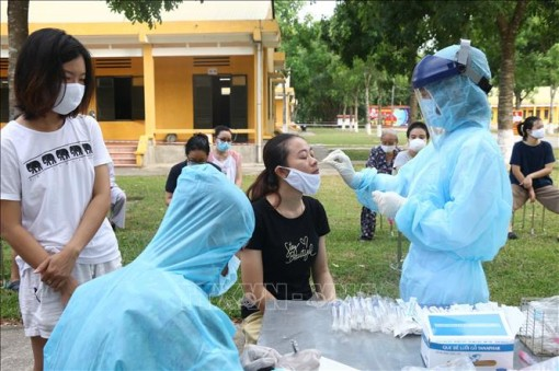 Ngày 17-1-2021, Việt Nam không có ca mắc mới COVID-19