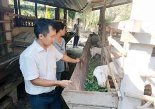 Phú Vang phấn đấu kéo giảm tỷ lệ hộ nghèo
