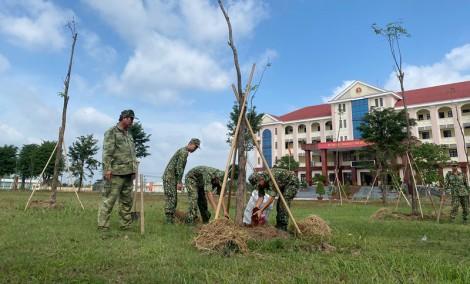 Tổ chức thực hiện Chỉ thị số 45 về Tết trồng cây
