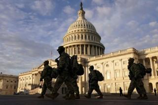 Ít nhất 21 bang ở Mỹ triển khai vệ binh quốc gia trước nguy cơ mất an ninh