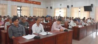 Quán triệt Nghị quyết Đại hội đại biểu Đảng bộ tỉnh lần thứ XI trong đội ngũ trí thức, văn nghệ sĩ, báo chí