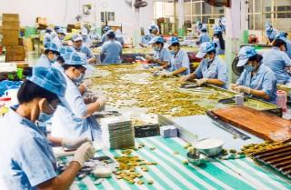 Mỏ Cày Nam phấn đấu đạt trên 3,42 ngàn tỷ đồng sản xuất công nghiệp, tiểu thủ công nghiệp