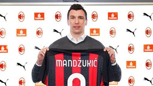 Milan chiêu mộ thành công Mandzukic