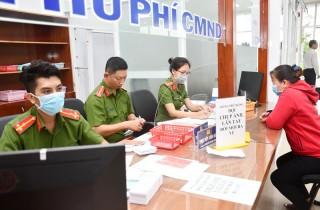 Ðẩy mạnh công tác cải cách thủ tục hành chính