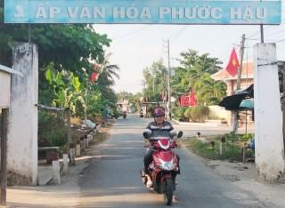 """Chi bộ ấp Phước Hậu, xã Tam Phước """"Vững về tổ chức, mạnh về phong trào"""""""