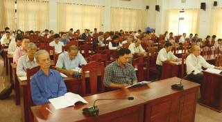 Triển khai, quán triệt và tuyên truyền Nghị quyết Đại hội XI Đảng bộ tỉnh