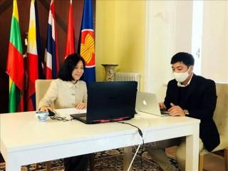 Việt Nam kết thúc nhiệm kỳ Chủ tịch Ủy ban ASEAN tại Rome