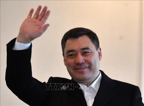 Kyrgyzstan chuẩn bị cho lễ nhậm chức tổng thống của ông S.Zhaparov