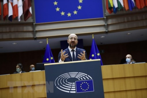 Hội nghị thượng đỉnh EU thảo luận ứng phó với đại dịch COVID-19
