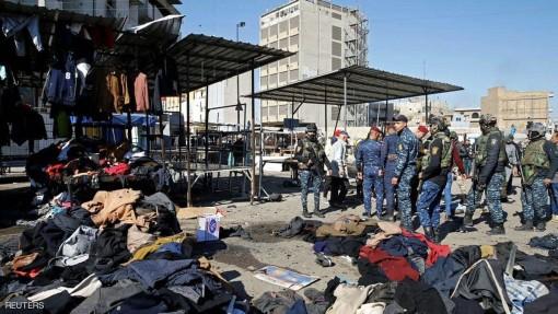 Hơn 100 người thương vong trong 2 vụ đánh bom liều chết ở Iraq