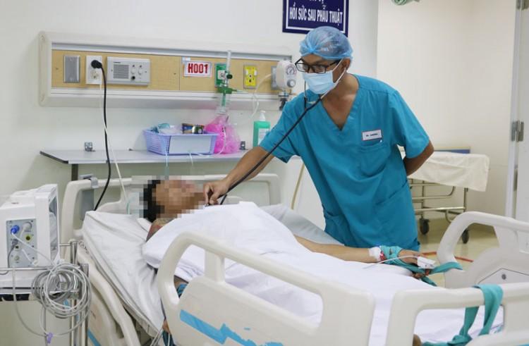 Bệnh viện Nguyễn Đình Chiểu kích hoạt quy trình báo động đỏ kịp thời cứu sống bệnh nhân thủng tim