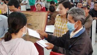 Chợ hoa Xuân Tân Sửu có 992 lô đăng ký