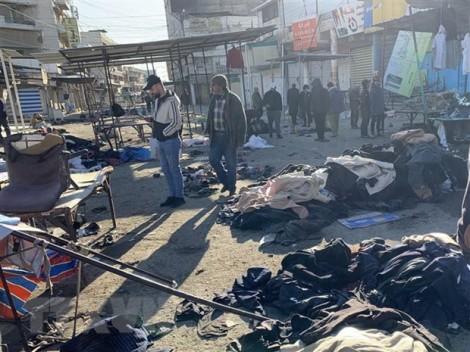 Liên quân quốc tế tiêu diệt nhiều phần tử khủng bố IS ở Iraq