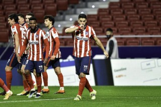 Song sát Suarez và Joao Felix tỏa sáng