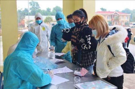 Ngày 25-1-2021, Việt Nam có thêm một ca nhập cảnh mắc COVID-19, được cách ly ngay