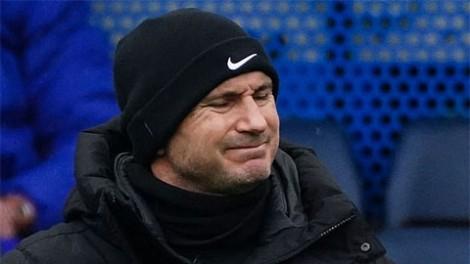 Chelsea sa thải HLV Lampard