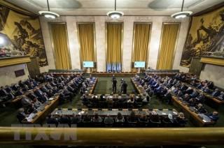 Ủy ban Hiến pháp Syria tiến hành đàm phán sửa đổi hiến pháp