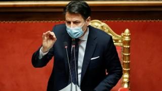 Thủ tướng Italy Giuseppe Conte đệ đơn từ chức