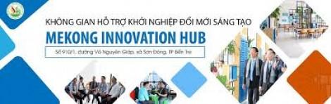 Họp mặt cộng đồng Mekong Innovation Hub