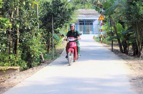 Cựu chiến binh xã Tường Đa tích cực xây dựng nông thôn mới