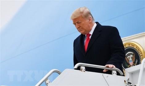 Thượng viện bác bỏ kiến nghị ngăn chặn luận tội cựu Tổng thống D.Trump