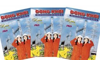 Đón đọc ấn phẩm Đồng Khởi Xuân 2021