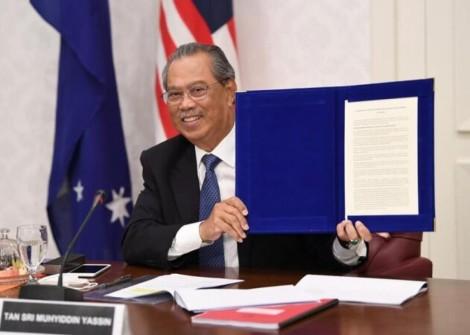 Malaysia và Australia trở thành Đối tác chiến lược toàn diện