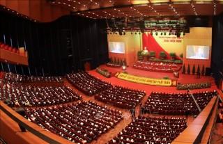 Thông cáo báo chí về ngày làm việc thứ tư Đại hội XIII của Đảng