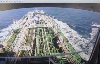 Iran nêu điều kiện để thả tàu MT Hankuk Chemi Hàn Quốc
