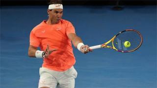 Nadal thắng dễ Dominic Thiem ở giải tiền ATP Cup 2021