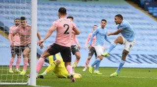 Man City tiếp tục dẫn đầu Premier League, Arsenal và MU chia điểm tiếc nuối
