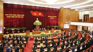 Danh sách Bộ Chính trị, Ban Bí thư, Chủ nhiệm Ủy ban Kiểm tra Trung ương khóa XIII