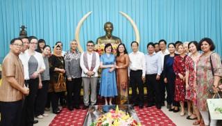 Tạo sự đồng thuận sáng tạo trong thực hiện Nghị quyết Tỉnh ủy năm 2021