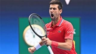 Djokovic toàn thắng, Serbia dẫn đầu bảng A ở ATP Cup 2021