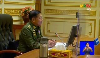 Các quan chức Myanmar mới được bổ nhiệm tổ chức cuộc họp đầu tiên